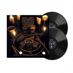 Merrimack - Obsecrations To The Horned - DOUBLE LP Gatefold