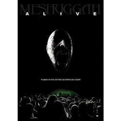 Meshuggah - Alive - DVD + CD