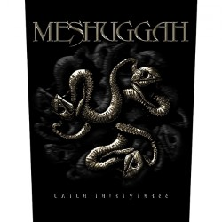 Meshuggah - Catch 33 - BACKPATCH