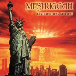 Meshuggah - Contradictions Collapse - CD SUPER JEWEL