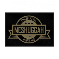 Meshuggah - Crest - Patch