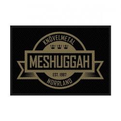 Meshuggah - Pink Fish - Patch
