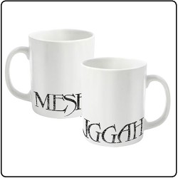Meshuggah - Logo - MUG