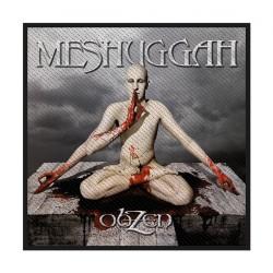 Meshuggah - Obzen - Patch