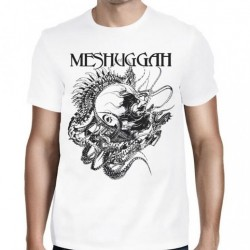 Meshuggah - Spine Head - T-shirt (Homme)