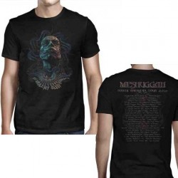 Meshuggah - Tentacle Head Tour 2016 - T-shirt (Homme)