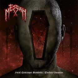 Messiah - Fatal Grotesque Symbols-Darken Universe - LP COLOURED