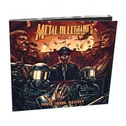 Metal Allegiance - Volume II: Power Drunk Majesty - CD DIGIPAK