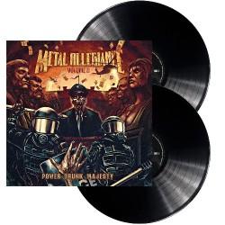 Metal Allegiance - Volume II: Power Drunk Majesty - DOUBLE LP Gatefold