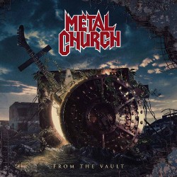 Metal Church - From the Vault - DOUBLE LP Gatefold