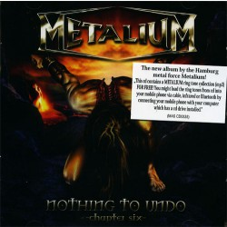 Metalium - Nothing to undo - Chapter Six - CD