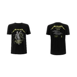 Metallica - And Justice For All Tracks - T-shirt (Homme)