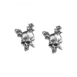 Metallica - Damage Inc - STUD EARRINGS