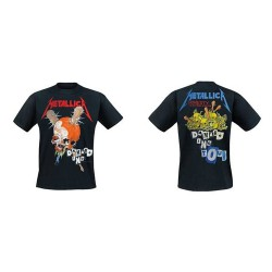 Metallica - Damage Inc - T-shirt (Homme)