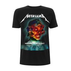 Metallica - Hardwired Album Cover - T-shirt (Homme)