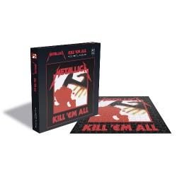 Metallica - Kill 'Em All - Puzzle