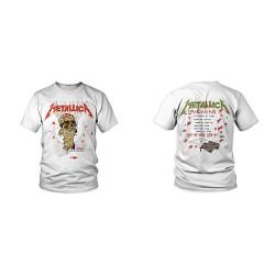 Metallica - One Landmine - T-shirt (Homme)