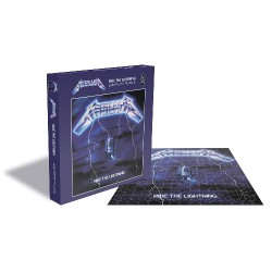 Metallica - Ride The Lightning - Puzzle