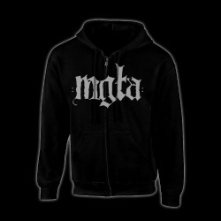Mgla - Age Of Excuse - Hooded Sweat Shirt Zip (Homme)