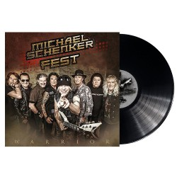 Michael Schenker Fest - Warrior - Mini LP