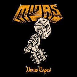 Midas - Demo Tapes - CD