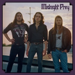 Midnight Prey - Uncertain Times - CD