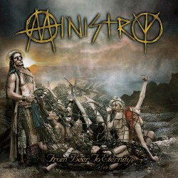 Ministry - From Beer To Eternity [LTD edition] - CD DIGIPAK