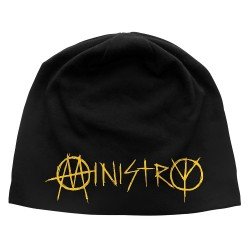 Ministry - Logo - Beanie Hat