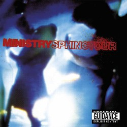 Ministry - Sphinctour - DOUBLE LP GATEFOLD COLOURED