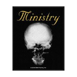 Ministry - The Mind Is A Terrible Thing To Taste - Patch