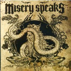 Misery Speaks - Disciples of doom - CD