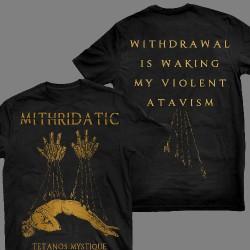 Mithridatic - Tetanos Mystique - T-shirt (Homme)