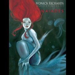 Monica Richards - Naiades - CD BOOK