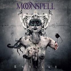 Moonspell - Extinct - CD + DVD digibook