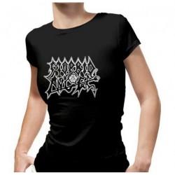 Morbid Angel - Black Logo - Blaphagram - T-shirt (Femme)