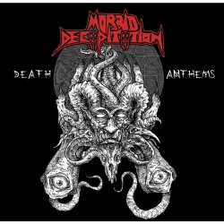 Morbid Decapitation - Death Anthems - CD
