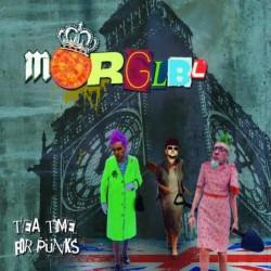 Morglbl - Tea Time For Punks - CD DIGIPAK