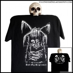 Mork - Dead And Buried - T-shirt (Homme)