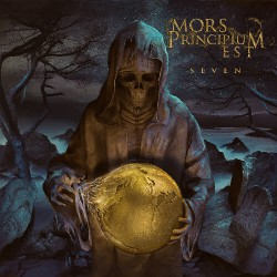 Mors Principium Est - Seven - CD DIGIPAK