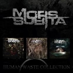 Mors Subita - Human Waste Collection - 3CD DIGIPAK