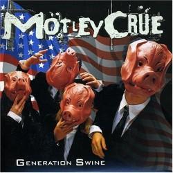 Mötley Crüe - Generation Swine - CD