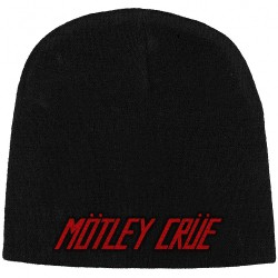 Mötley Crüe - Logo - Beanie Hat