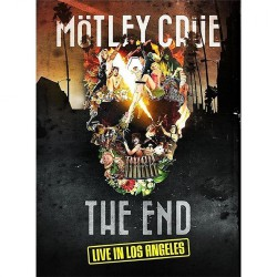 Mötley Crüe - The End - BLU-RAY
