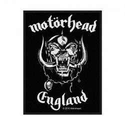 Motorhead - England - Patch