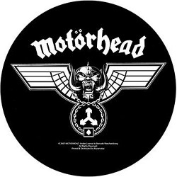 Motorhead - Hammered - BACKPATCH
