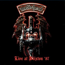 Motorhead - Live At Brixton '87 - CD