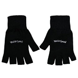 Motorhead - Logo - FINGERLESS GLOVES