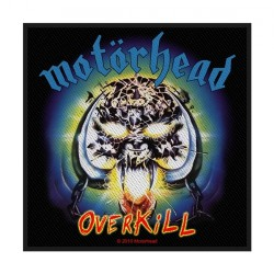 Motorhead - Overkill - Patch