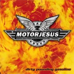 Motorjesus - Dirty Pounding Gasoline - CD