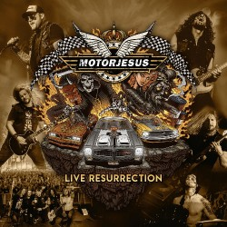 Motorjesus - Live Resurrection - LP